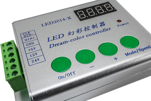 LED-X Controller for Dream Color RGB Color Changing Chasing