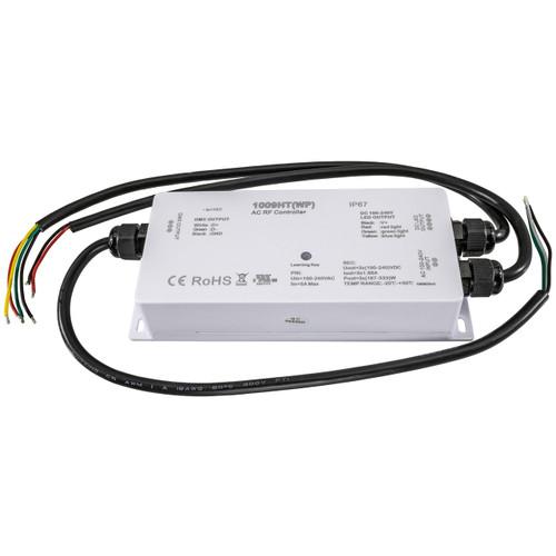 DMX RGB RF LED Strip Light Weatherproof Controller - 120 Volt