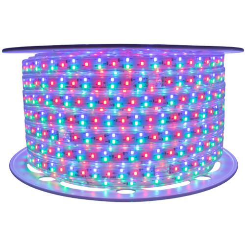 RGB Color Changing SMD LED Rope Light - 120 Volt - 148 Feet