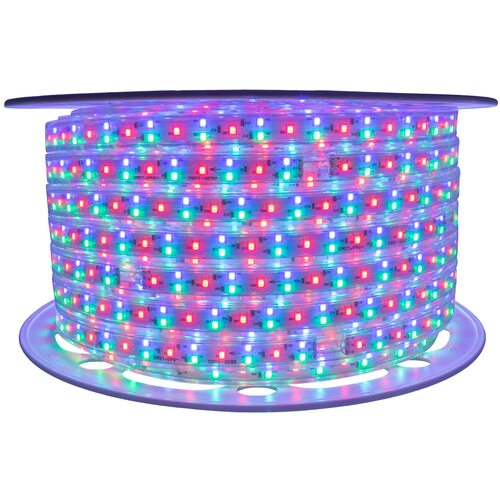 RGB SMD LED Color Changing Rope Light - 120 Volt - 148 Feet