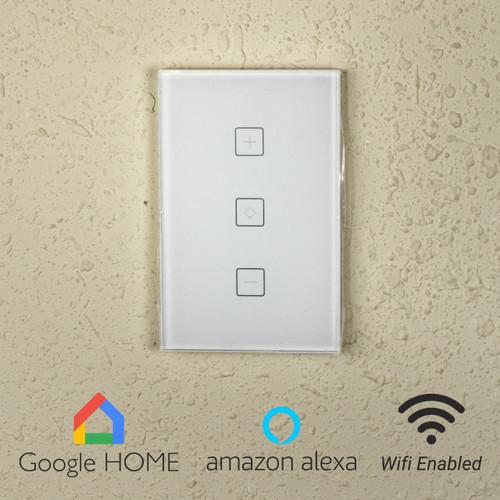 Smart Wireless (WiFi) Touch Dimmer Switch - 120 Volt