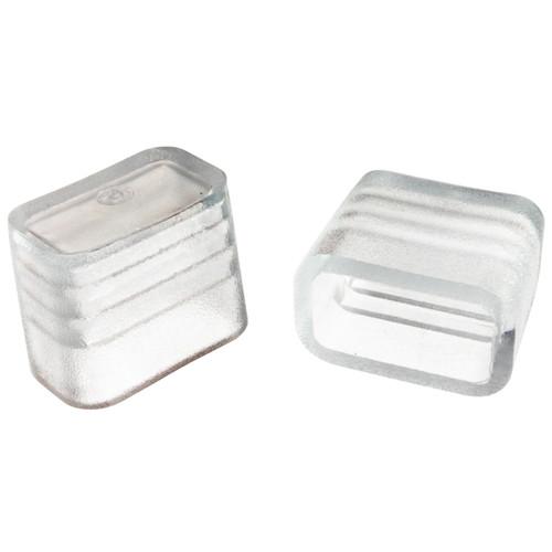 120 Volt RGB LED Strip Light End Caps (5 Pack)
