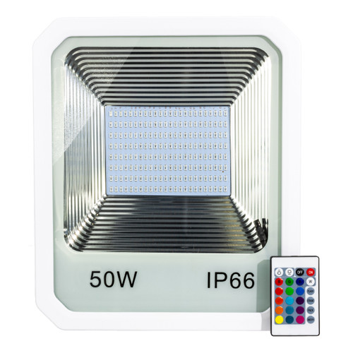 RGBW LED Flood Lights