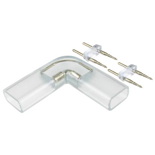 120 Volt LED Strip Light L Connector (SMD-5050)