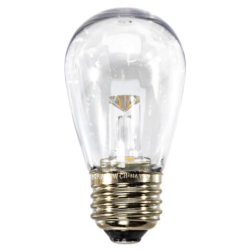 Warm White S14 0.8 Watt LED Bulb