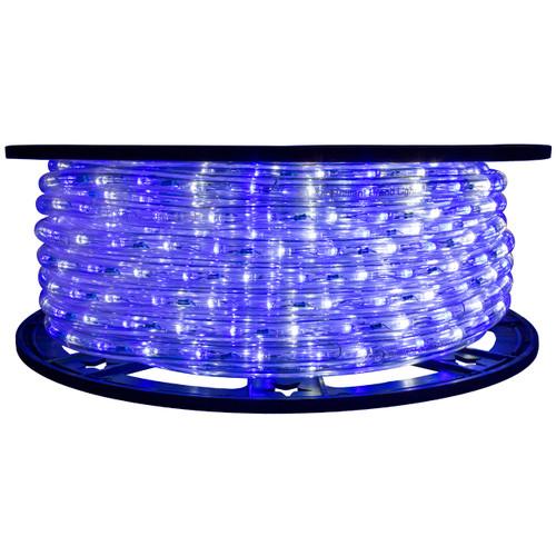 2 Color Blue & Cool White LED Rope Light - 120 Volt - 148 Feet