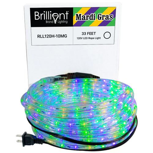 Mardi Gras Light Spool