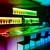 RGB Color Changing LED Strip Light - 120 Volt - High Output (SMD 5050) - Custom Cut