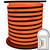 Orange SMD LED neon rope light spool - 120 Volt - 148 Feet