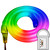 RGB Color Changing SMD LED Neon Rope Light - 120 Volt - Custom Cut