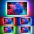 Smart RGB Color Changing LED Strip TV Kit - 5 Volt - High Output (SMD 5050) - 6.5 Foot TV Bundle