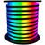 RGB Color Changing SMD LED Neon Rope Light - 120 Volt - 148 Foot Bundle