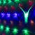 192 LED 6.6 Foot x 9.8 Foot Multi-Color LED Net Light Set  - Mesh Lights