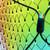 400 LED 6.5 Foot x 6.5 Foot RGB Color Changing Chasing PLC LED Net Lights - Bundle