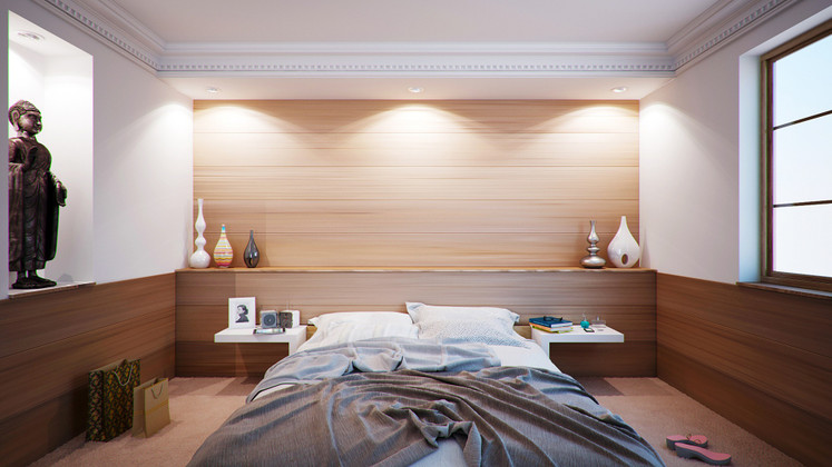 Bedroom Light Ideas: 5 Tips for Using LED Lighting to Set the Mood