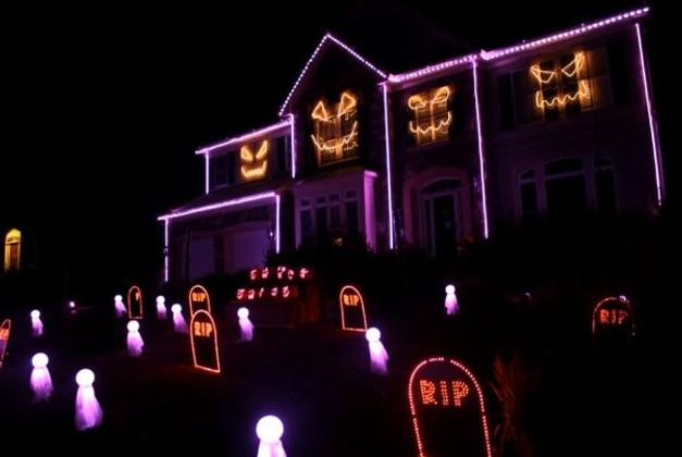 Top 5 Halloween Displays