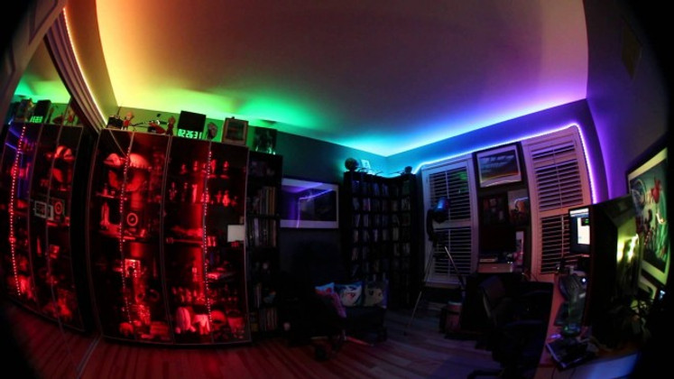 How To Decorate Your Dorm With Led Rope Lights Birddog