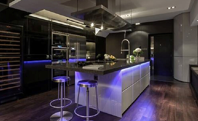 10 Unique Ways to Use LED Strip Lighting in Your Home