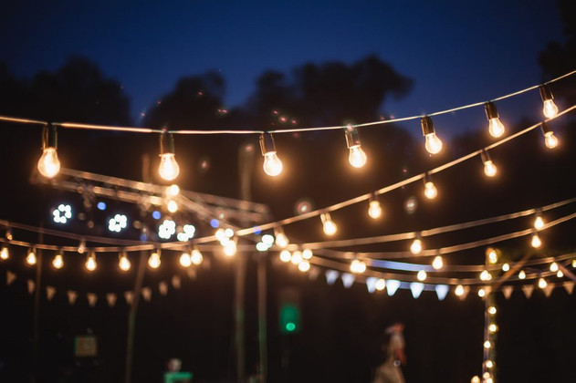 How to Light Up Your Wedding with LED Lights