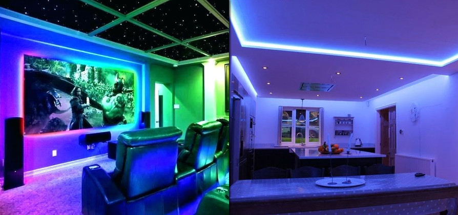 8 RGB LED Strip Projects That Will Light Up Your Life