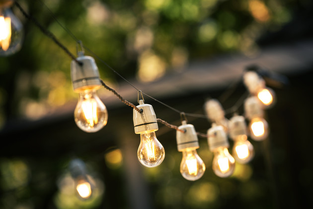 3 Cool Ways to Use LED String Lights on Your Outdoor Patio