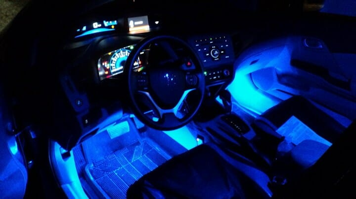 Pimp Your Ride: How to Install LED Rope Lights On Your Car - Birddog Lighting