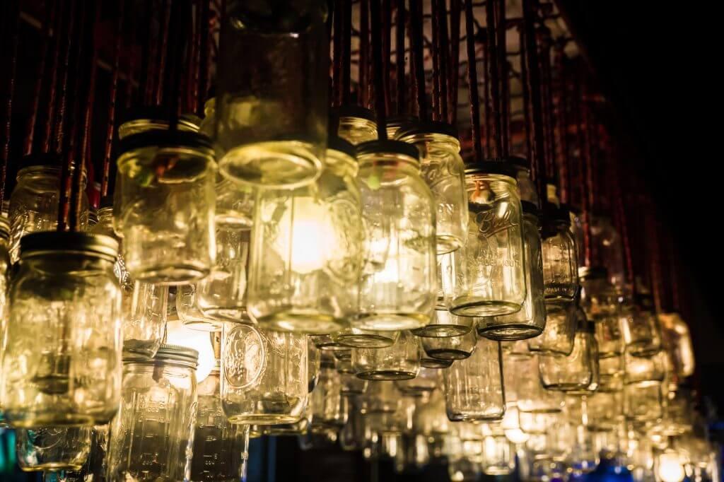 How To Create Funky Lighting With Leds Diy Lamp Ideas Birddog Lighting