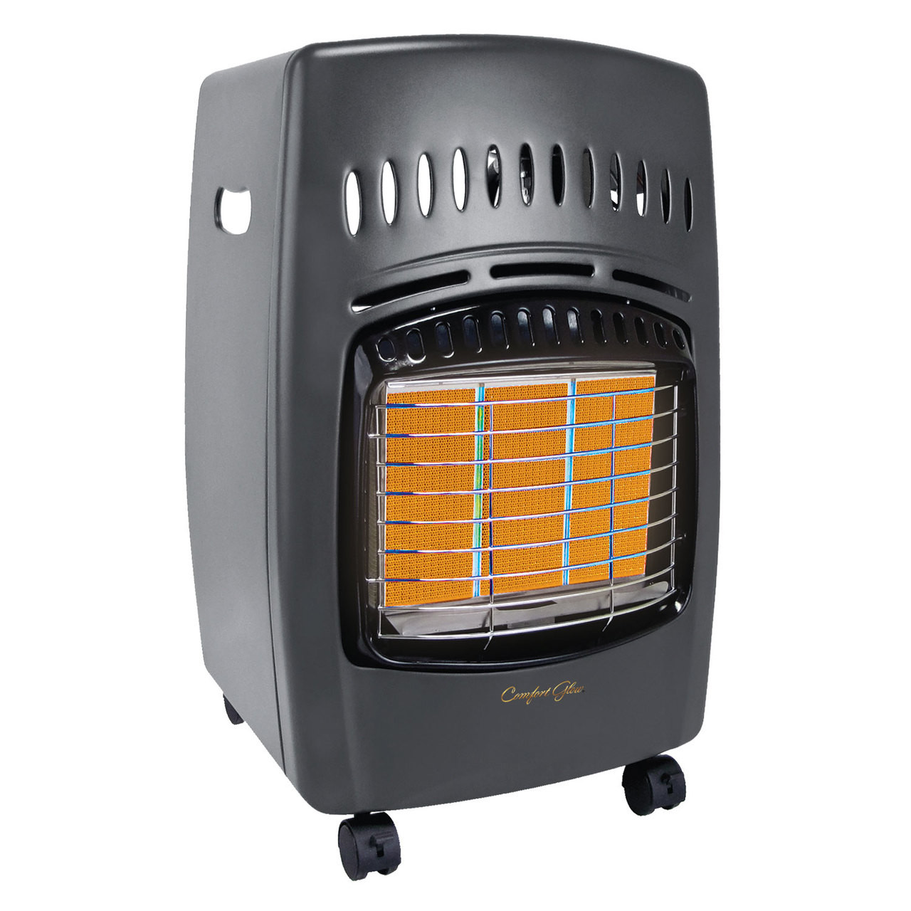 Kozy World KWP522 30000 Btu 5 Plaque Propane Infrared Vent Free Wall Heater