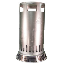 SIDE VIEW OF PROPANE CONVECTION HEATER