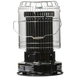 Black Kerosene Heater rear view