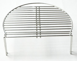 15 inch secondary cooking grid