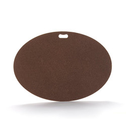 42 inch oval grill pad