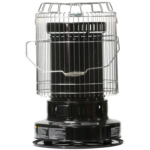 Black Dura Heat DH1100 Radiant Kerosene Heater