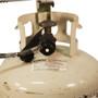 tank top heater control knob
