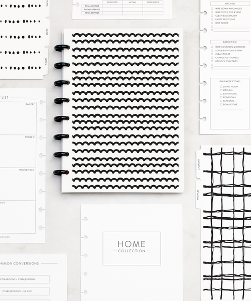 NOTEBOOK | HOME