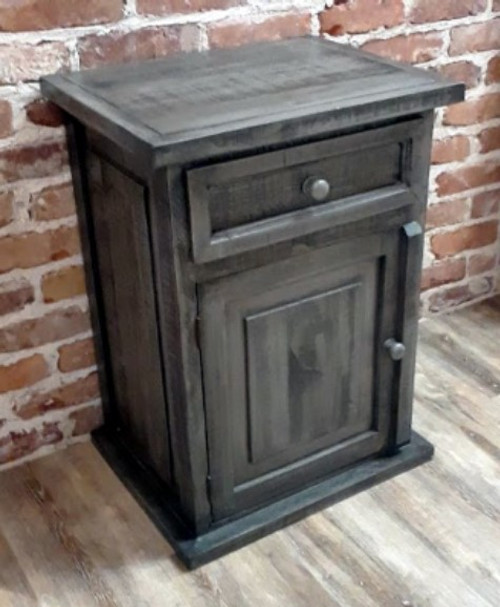 Mansion Collection Nightstand-BUR-1