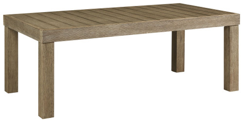 Silo Point Brown Rectangular Cocktail Table