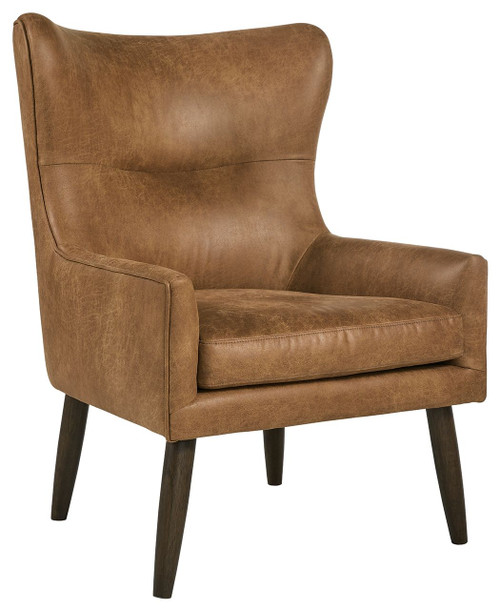 Brentwell Brown Accent Chair