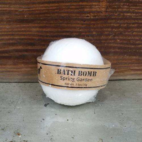 Spring Garden Bath Bomb