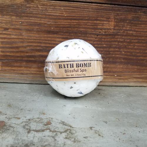 Blissful Spa Bath Bomb