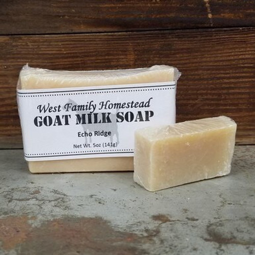 Echo Ridge Soap