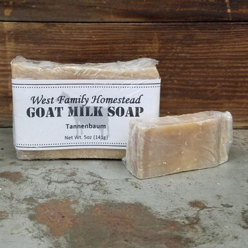 Tannenbaum Soap