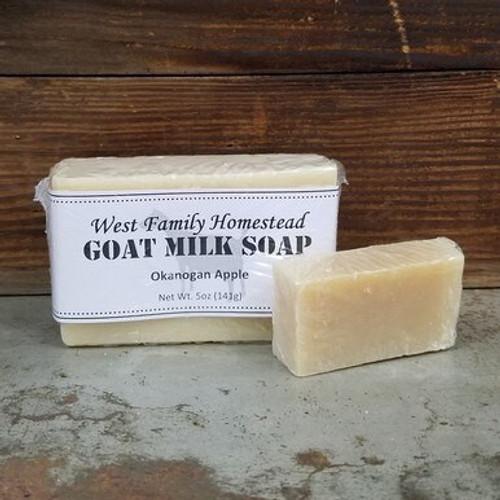 Okanogan Apple Soap
