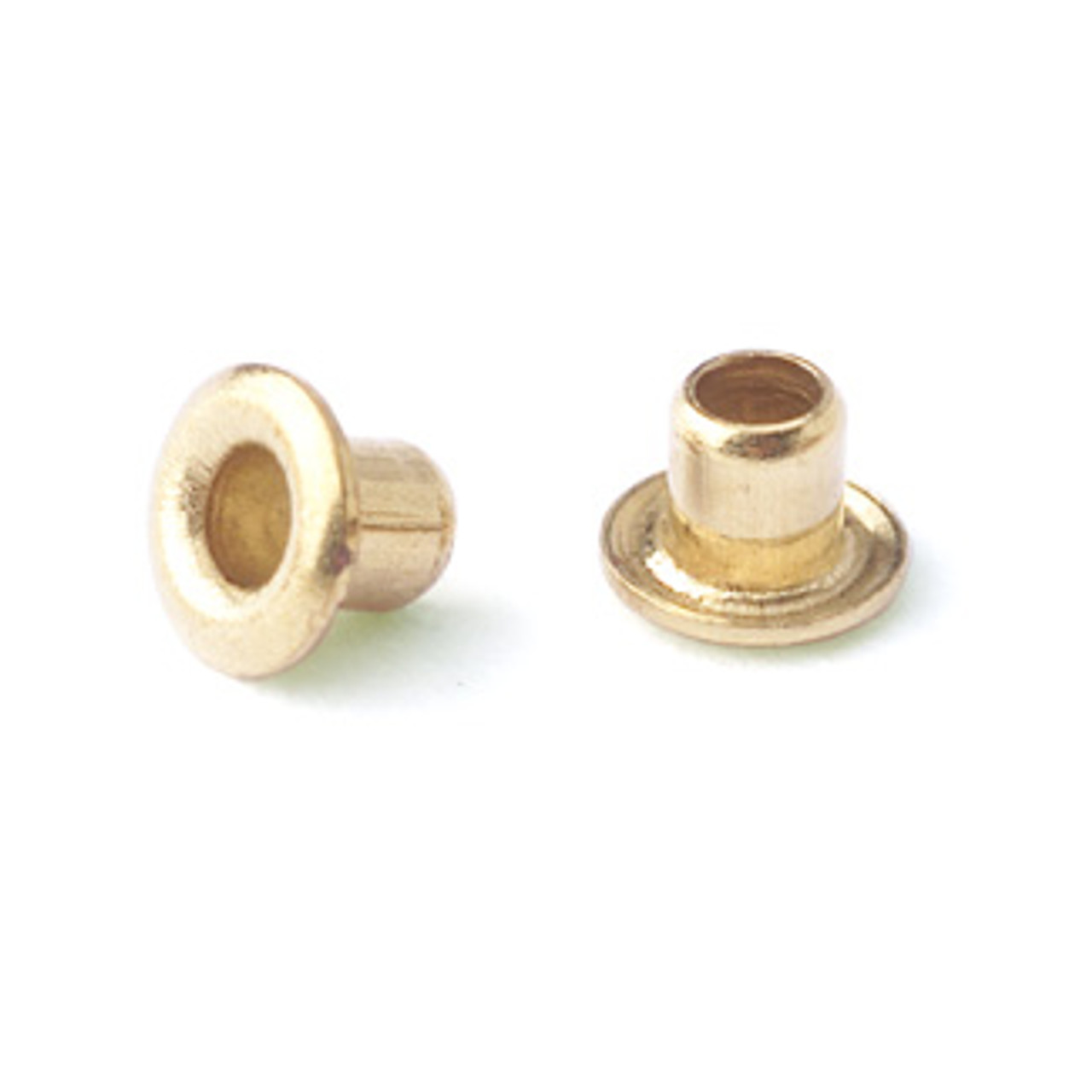 "1/16"" Dia. 1/16"" Long Brass Eyelet (50pcs.)"