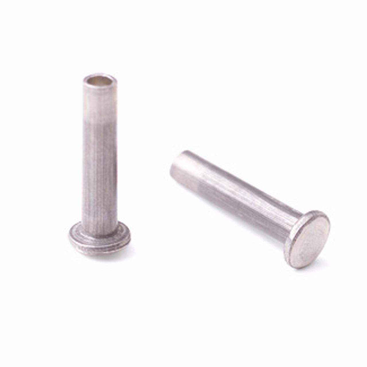 """1/16"""" Dia. 9/32"""" Long Aluminum Rivet (50pcs.)"""