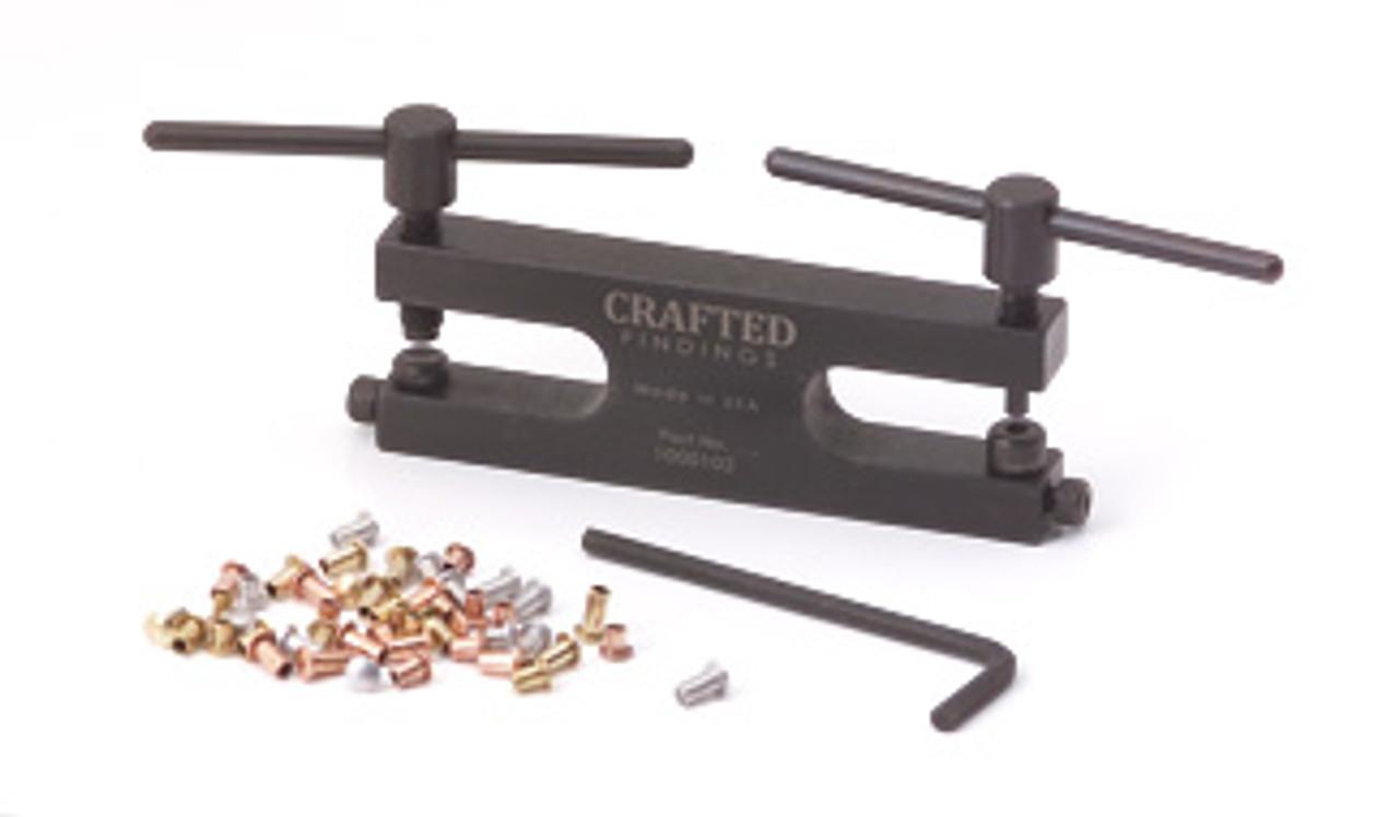 "3/32"" (2.38mm) Rivet Piercing/Setting Tool"
