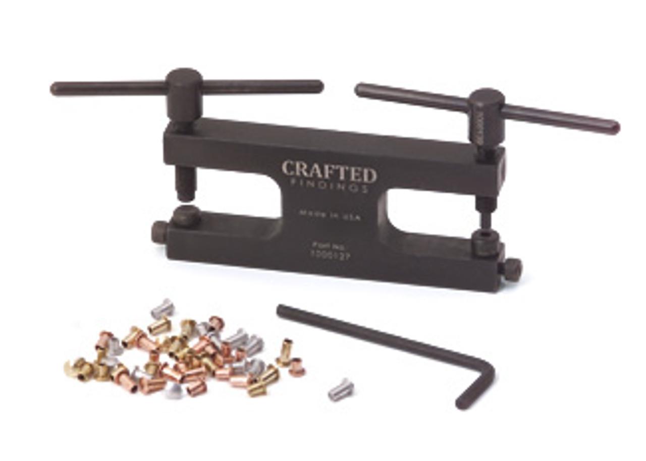 "3/32"" (2.38mm) Long Reach Rivet Piercing/Setting Tool"