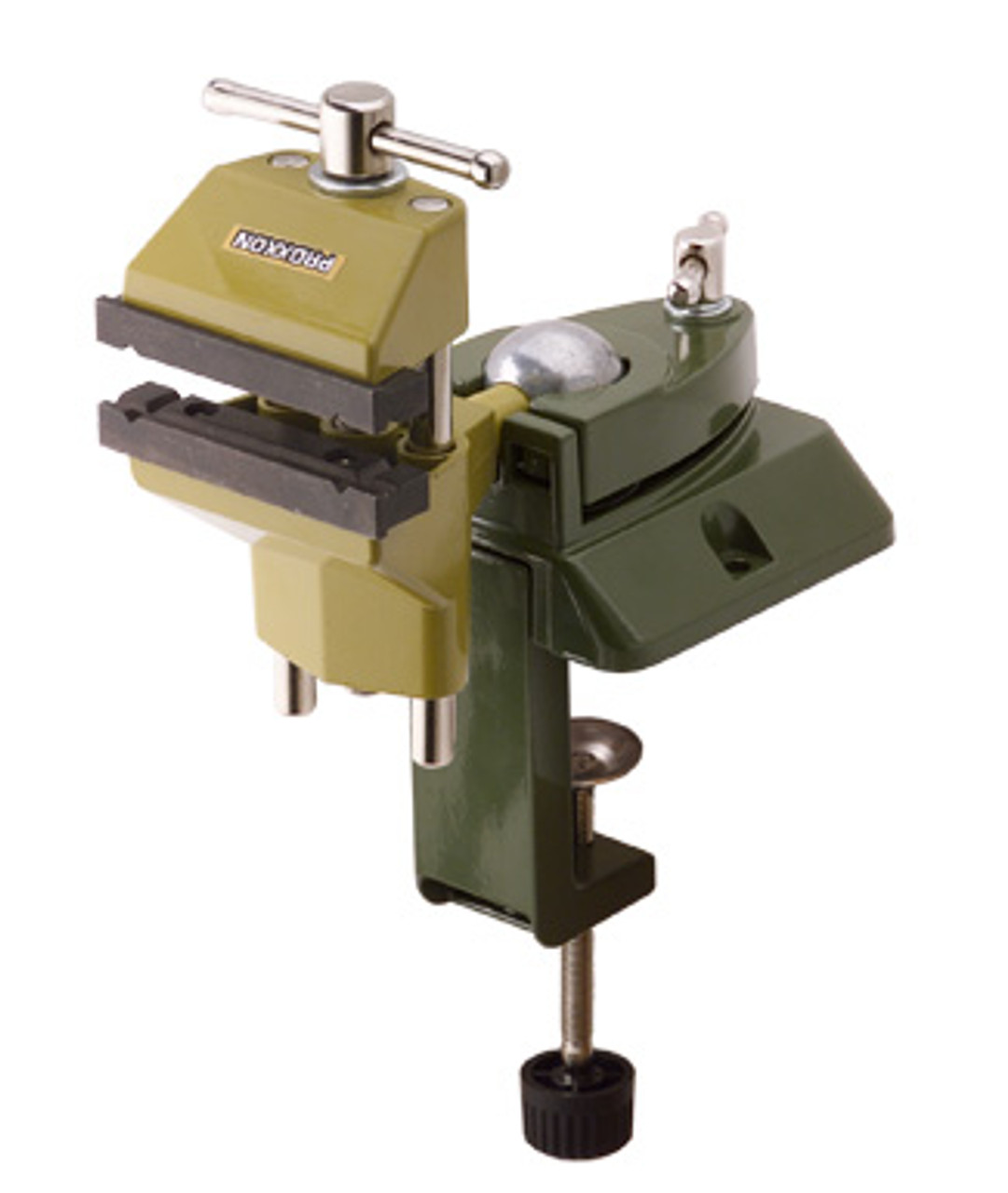 Proxxon Precision Vise FMZ, with Ball and Socket