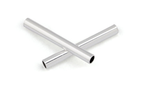 3mm Straight Tubing 25mm Long (6 pcs.)