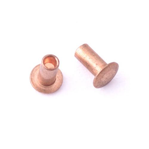 """1/16"""" Dia. 1/8"""" Long Copper Rivet (50pcs.)"""